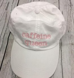 caffeine queen hat