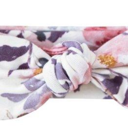 luluandroo mulberry floral headband