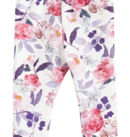 luluandroo mulberry floral leggings