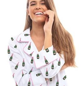 packed party champagne nightshirt