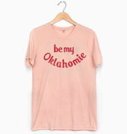LivyLu adult be my oklahomie tee