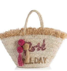 shiraleah rose' all day tote