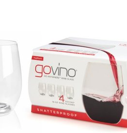 govino govino 16-oz wine glass (4 pack)