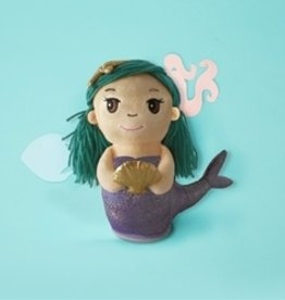 two's company speak-repeat plush mermaid in gift box