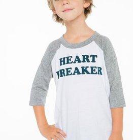 heart breaker vintage jersey tee
