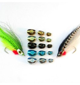 Flymen Fishing Co Fish Skull Baitfish Heads