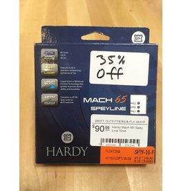 Hardy Hardy Mach 65' Spey Line (CLEARANCE)
