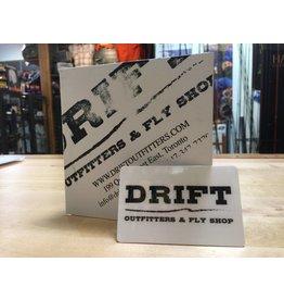 DRIFT Drift Outfitters Gift Cards