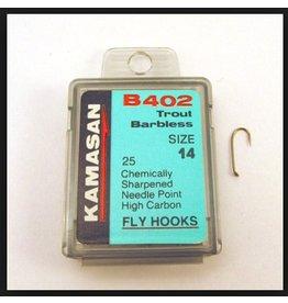Kamasan Kamasan B402 Trout Barbless
