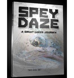 Novala Films DVD - Spey Daze: A Great Lakes Journey by Robert Thompson