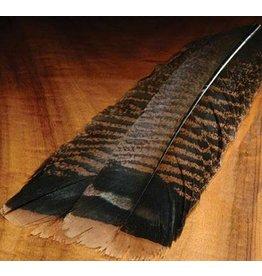 Hareline Hareline Cinnamon Tip Turkey Tail Feathers