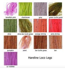 Hareline Hareline Loco Legs