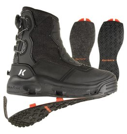 Korkers Korkers Hatchback Wading Boot Felt & Kling On
