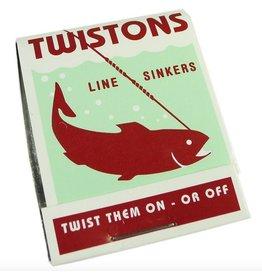 Angler's Image Angler's Image Twist On Lead