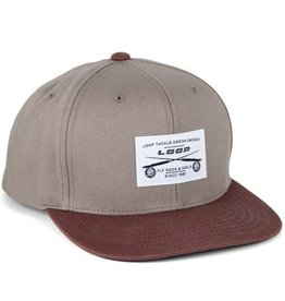 Loop Loop - Retro Flat Cap