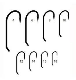 Mustad Mustad S82 Sproat Nymph Hook 50pk
