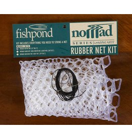 Fishpond Fishpond Nomad Net Replacement Large Clear