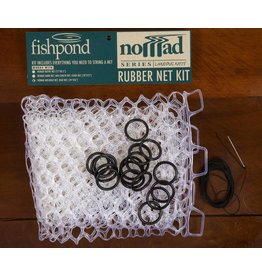 Fishpond Fishpond Nomad Net Replacement Small Clear