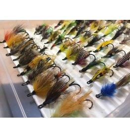 87 Salmon Fly Set Lot 5
