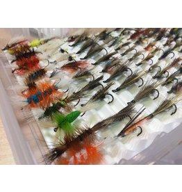 93 Salmon Fly Set Lot 6
