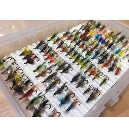 95 Salmon Fly Set Lot 7