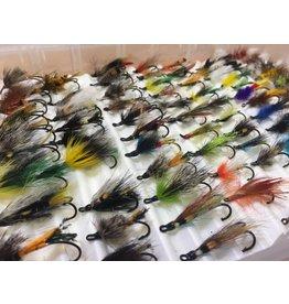 85 Salmon Fly Set Lot 9