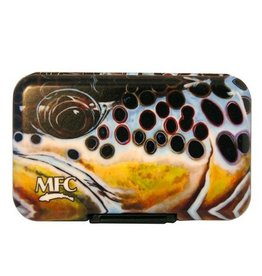 Montana Fly Co. MFC Poly Box - Udesen's Extreme Brown