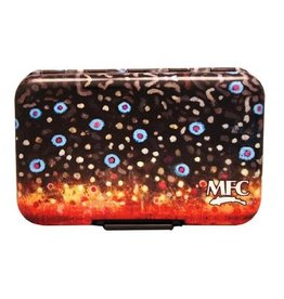 Montana Fly Co. MFC Poly Box - Sundells Brook Trout Skin
