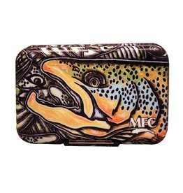 Montana Fly Co. MFC Poly Box - Estrada's Brown Trout