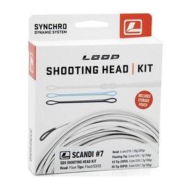 Loop Loop SDS Switch Shooting Head Kit