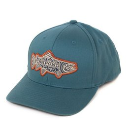 Fishpond Fishpond Maori Trout Hat
