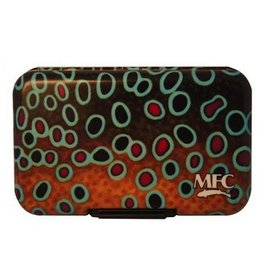 Montana Fly Co. MFC Poly Box - Maddox's Brown Trout XVI Skin