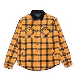 Hooke Hooke Plaid Insulated Jacket