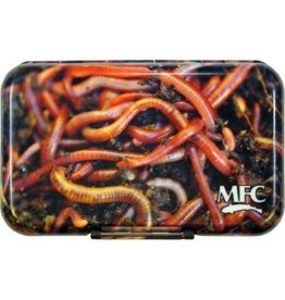 Montana Fly Co. MFC Poly Box Dirty Worm