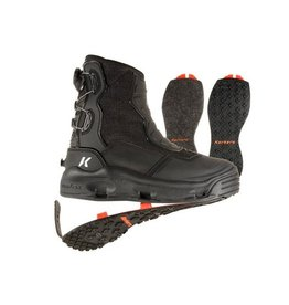 Korkers Korkers Hatchback Wading Boot Felt & Kling On (Drop Ship Only)