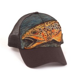 Fishpond Fishpond - Brown Trout Hat