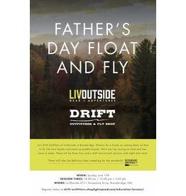 Drift Outfitters Drift Outffters & Liv Outside - Float & Fly - Beginner Instructional Sessions