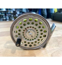 Hardy LRH Lightweight Reel + Line (3wt) - Consignment