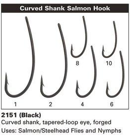 Daiichi Daiichi Curved Salmon 2151 25 Pack