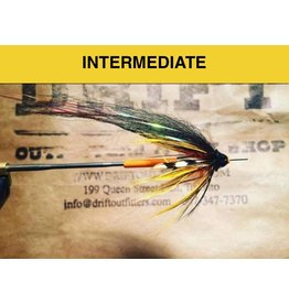 Intermediate - Tube Fly Tying Class October 13th  2018, 11am