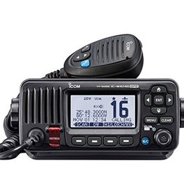 ICOM ICOM M424G VHF MARINE TRANSCEIVER   IC-M424G 21