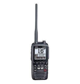 STANDARD HORIZON RADIO VHF H/HELD 6W FLT W/GPS   HX870