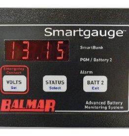 BALMAR Battery Monitor SMART GAUGE  #44-SG-12/24