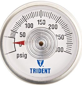 TRIDENT TRIDENT LPG GAUGE FOR 1230-1411 REG.  690-1400