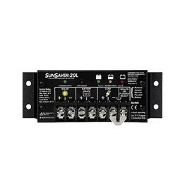 Morningstar SUNSAVER SOLAR CONTROLLER 20amp  Ss-20L-12V