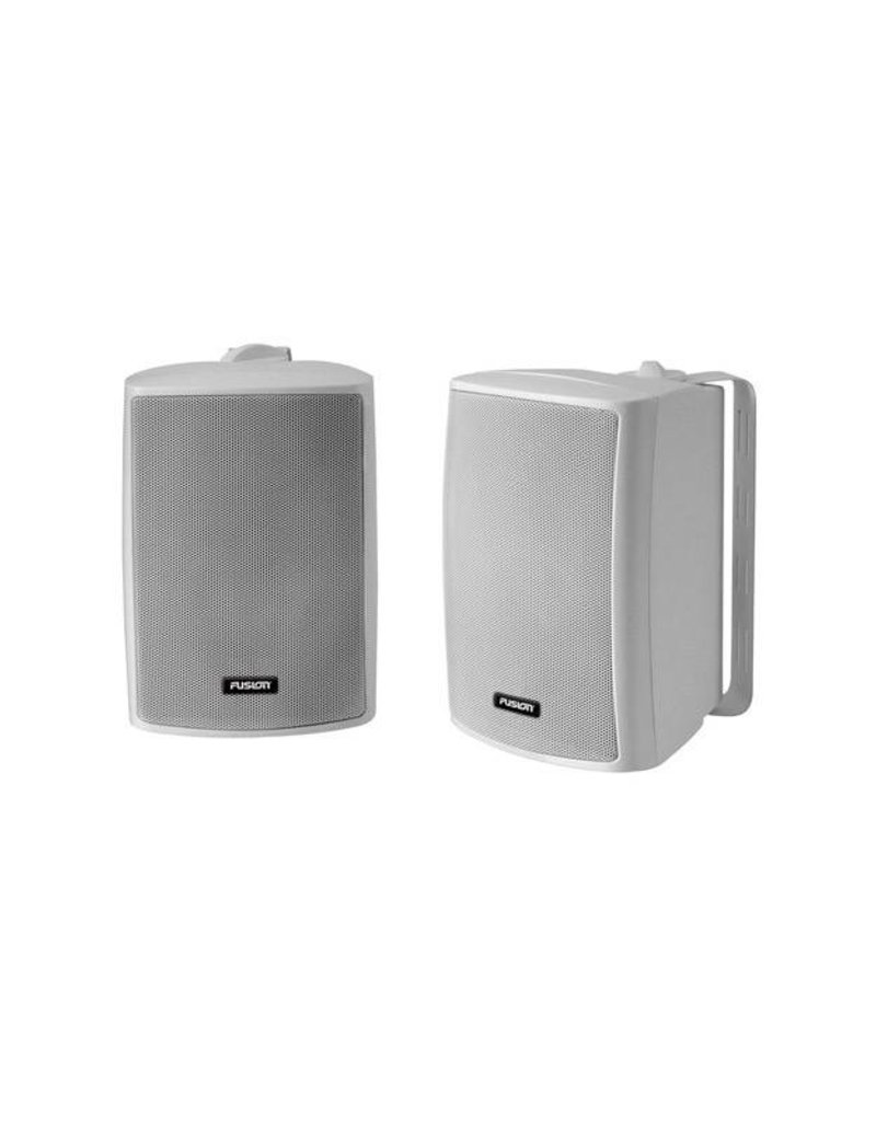 "Fusion Fusion MS-OS420 Box Speakers 4"" 100 Watt (PAIR)"