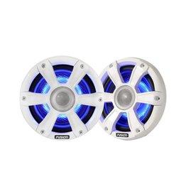 "Fusion FUSION 6.5"" 230W WHITE MARINE SPKR. LED   SG-FL65SPW"