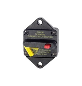 Blue Sea 285 Series Circuit breaker Panel Mount