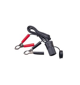 SEADOGLINE POWER SOCKET W/BATTERY CLIPS 426450-1