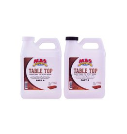 MAS EPOXIES MAS EPOXIES TABLE TOP 1:1 KIT 2QT   30-270